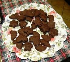 biscotti al cioccolato fatti in casa