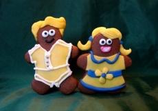 biscotti PEPPA PIG E CARTONI ANIMATI FATTI IN CASA