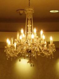 le luci  e risparmio economico