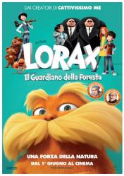 lorax copertina