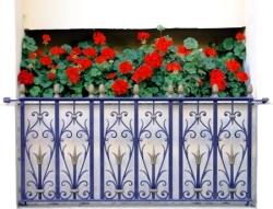 come fare un balcone fiorito