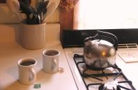 tè e tisane in casa