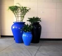 vasi terracotta fiori