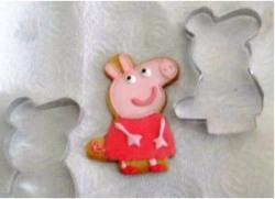 STAMPINI per biscotti PEPPA PIG: tutorial  per una festa perfetta!!