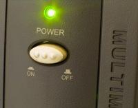 come spendere meno elettricità