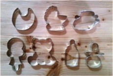 Tutorial formine per biscotti